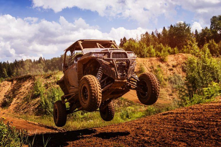 fun ATV ride